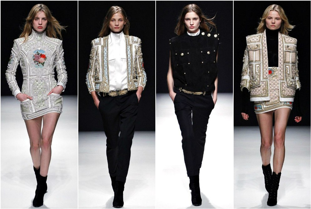 Olivier Rousteing young and creative